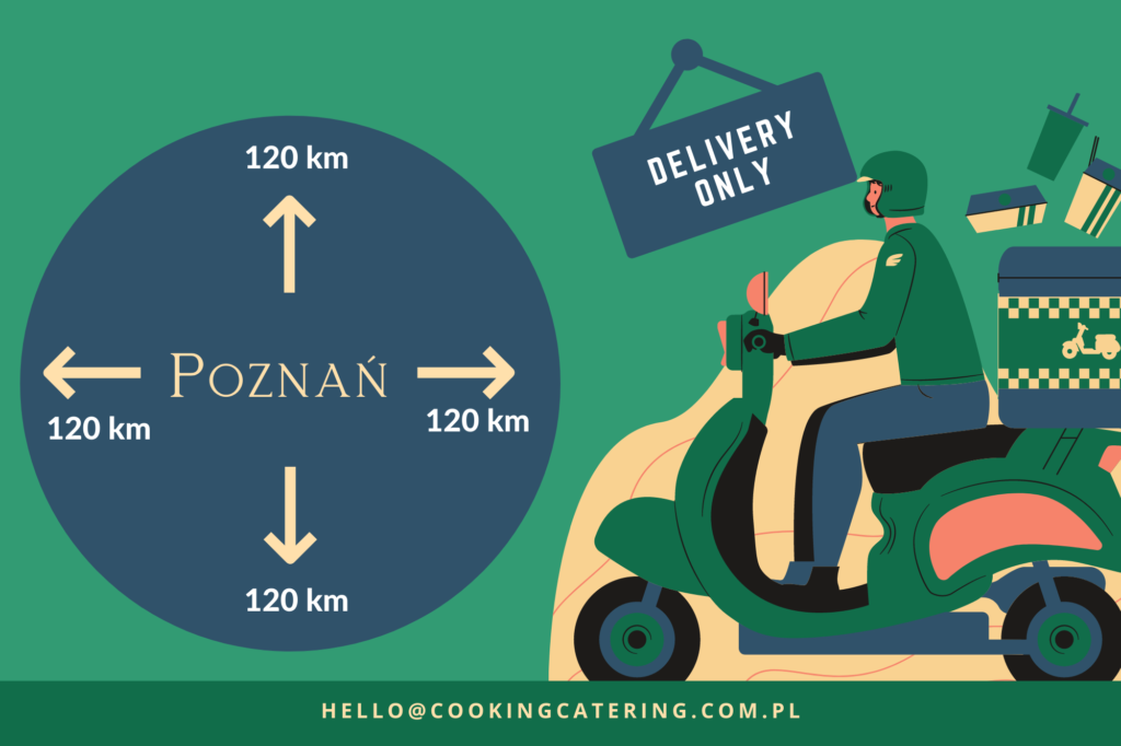 Mapa Dostaw Poznań
