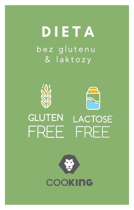 Dieta bez glutenu i laktozy